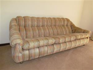 Fabric Upholstery Lounge Suite