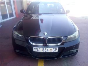 2009 BMW 3 Series sedan