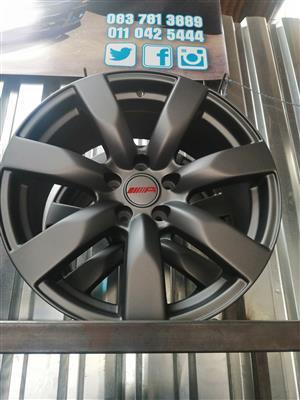 Mag wheel repairs and customizing