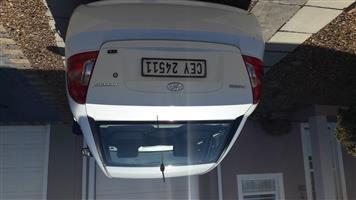 2009 Hyundai Accent 1.6 GLS auto