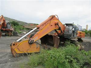 Hitachi Zaxis ZX850H Excavator - ON AUCTION
