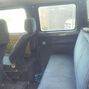 85 VW Transporter double cab