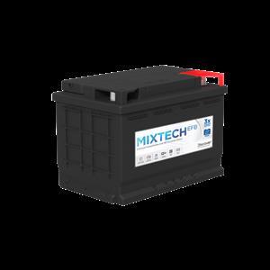 Mixtech 658HC 12v 95ah Stop/Start EFB Car Battery