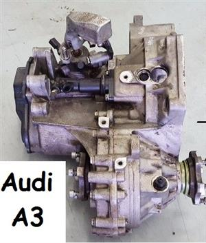 Audi Gearboxes
