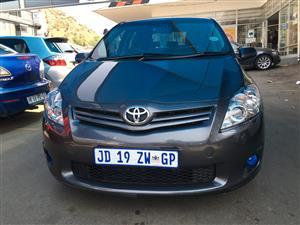 2010 Toyota Auris 1.4 RT