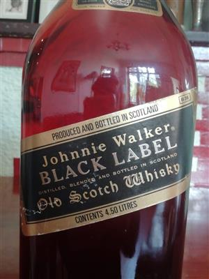 Johnny Walker Black Label Reserve