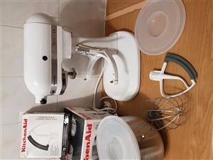 KitchenAid heavy duty bowl-lift stand mixer 4.8L