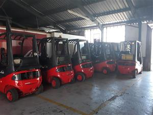 Forklifts on special price