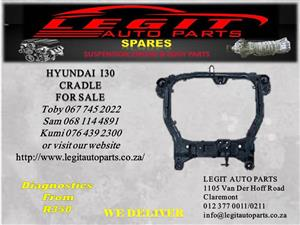 HYUNDAI I30 CRADLE FOR SALE  At Legit Auto Parts