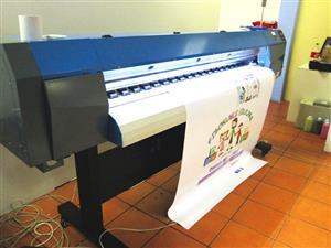 R835/m F-1603/XP600 Large Format Printer Rental: FastCOLOUR Lite 1600mm EPSON XP600