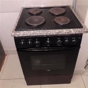 Defy 4 Plate Stove with Oven