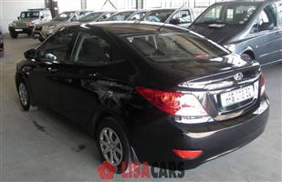 Hyundai Accent hatch 1.6 Fluid