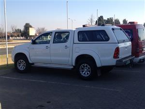 Toyota Hilux d4d 2009