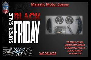 MERCEDES BENZ NEW M651 TIMING CHAIN KIT FOR SALE.,
