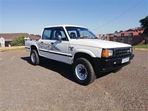 1995 Mazda B2600