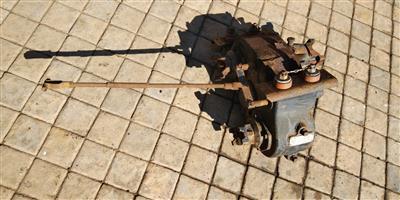 Ford 4x4 Divorced Transfer Case