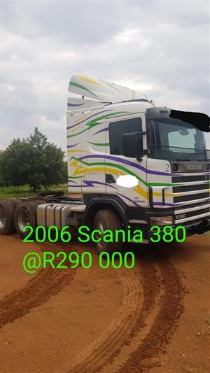 2006 Scania 380