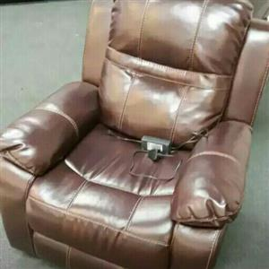 air leather electric recliners to clear