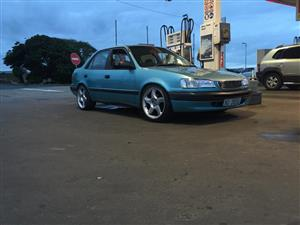 1999 Toyota Corolla 1.8 Advanced
