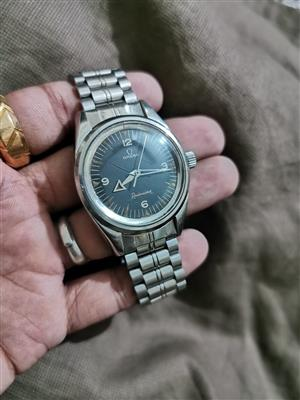buyer of  omega railmaster watches