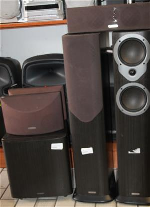 Mission Speakers S030602A #Rosettenvillepawnshop