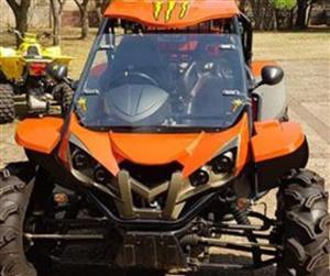 Dune buggy 1000cc 4×4
