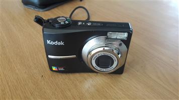 Kodak C613 6.2MP 3x Optical/5x Digital Zoom Camera, R1000 Neg.