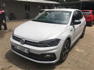 2018 VW Polo hatch POLO 1.0 TSI HIGHLINE (85KW)