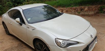 2013 Toyota 86 coupe GT86 2.0