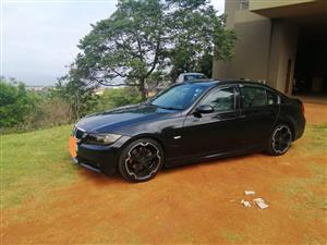 2007 BMW 3 Series 323i M Sport steptronic