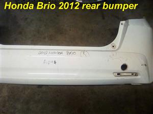 Original used Front and Rear Honda bumpers for sale