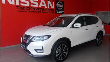 2019 Nissan X-Trail 2.5 4x4 SE CVT