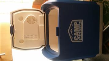 Camp master cooler box electric