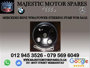 Mercedes benz w204 power steering pump for sale