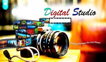 .Digital photo studio up for grabs business