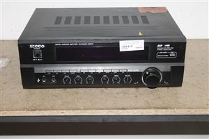 ECCO DIGITAL KAROKE AMP - NO REMOTE VOLUME LOOSE S039064A #Rosettenvillepawnshop