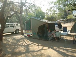 Venter camper for sale