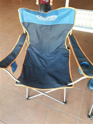 Discovery camping chair for sale