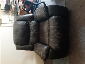 1 Seater recliner couch