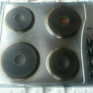KIC 600mm STAINLESS STEEL HOB FOR SALE