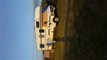 Beautiful 1995 Bedford Autoville Motor home