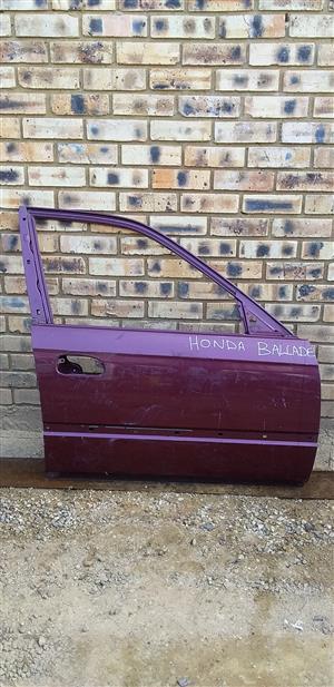 Honda Ballade Door