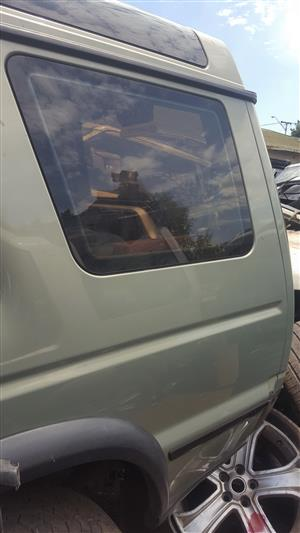 Quarter Sections for various Land Rover models | Auto Ezi