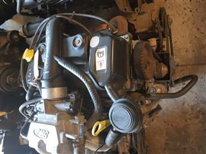 Ford Fiesta 1.4i Endura 2000 engine for sale.