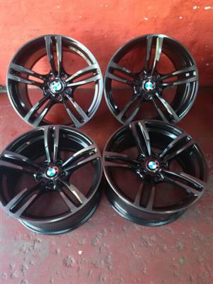 19inch BMW m4/m3 mags for sale