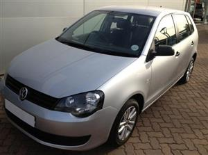 2011 VW Polo Vivo hatch 5-door POLO VIVO 1.4 TRENDLINE (5DR)