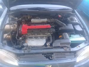 2003 Hyundai Elantra 1.6 GLS