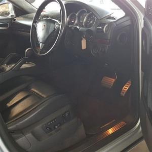 2005 Porsche CAYENNE Cayenne turbo