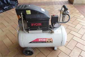 50l Ryobi Compressor