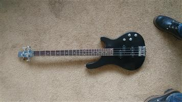 Sanchez 4string bass guitar